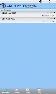 Lake Sunapee Bank Mobile Bank - screenshot thumbnail
