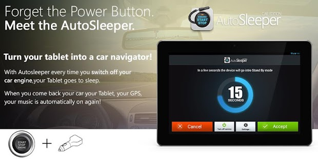 Autosleeper Auto power ON-OFF- screenshot thumbnail