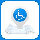 장애인 시설 지도 icon