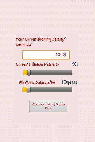 What's my Salary after