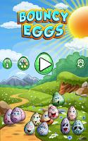 Screenshot of Arcade Eggs Free Pinball Game