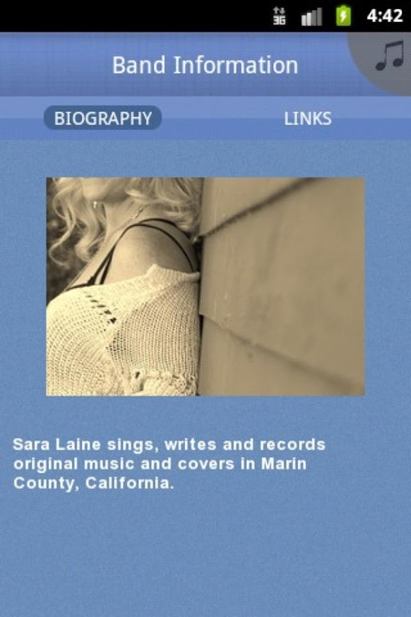 Sara Laine - screenshot