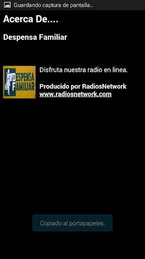Despensa Familiar Radio HD