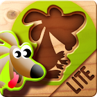 My First Kids Puzzles Lite icon