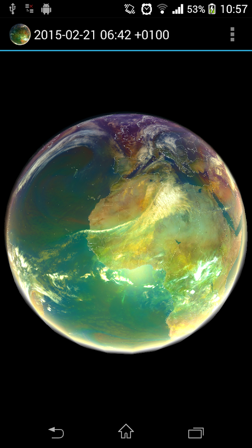 Earth Viewer - screenshot