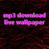Mp3 Download Live Wallpaper