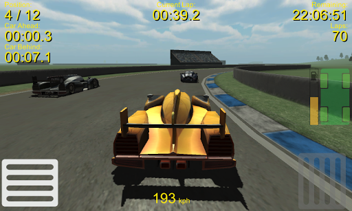 Twenty Four Hour Racing