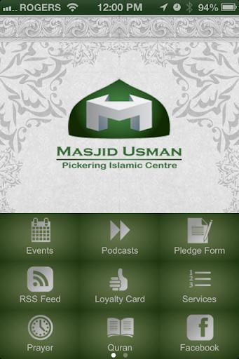 Masjid Usman