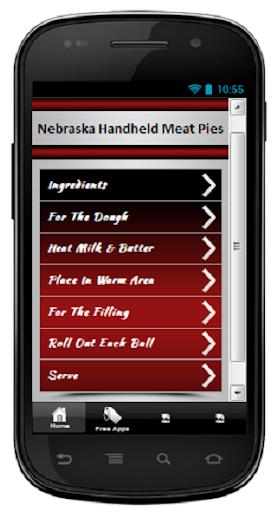 Nebraska Handheld Meat Pies