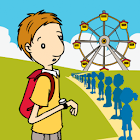 Theme Park Queue Activities icon