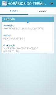 Onibus Piracicaba - screenshot thumbnail