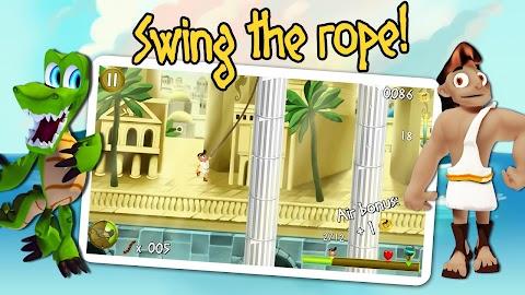 Rope Escape Atlantis Screenshot 12
