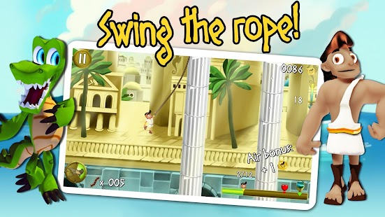 Rope Escape Atlantis- screenshot thumbnail