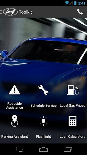 College Park Hyundai DealerApp