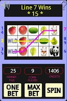 Screenshot of Ken & Vivian Slot Machine