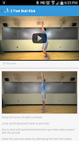 Screenshot of Plyometric Athletic Workouts