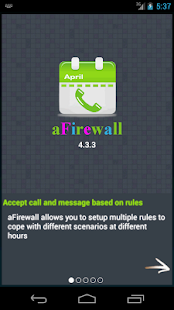 Call & Message blocker - screenshot thumbnail