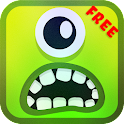 Falling Monsters FREE icon