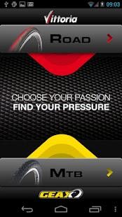 iTire Pressure: miniatura de captura de pantalla