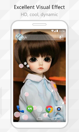 Dolls Live Wallpaper
