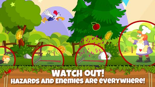 玩免費冒險APP|下載Chicken, Fly! app不用錢|硬是要APP