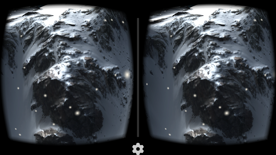 Snow Mountain VR for Cardboard- screenshot thumbnail
