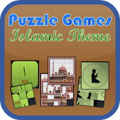 Puzzle Game Islamic Theme