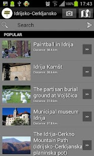 Idrija - Cerkno Travel Guide- screenshot thumbnail