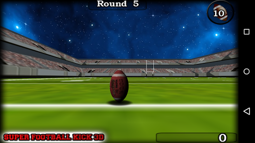 Super Football Kick 3D
