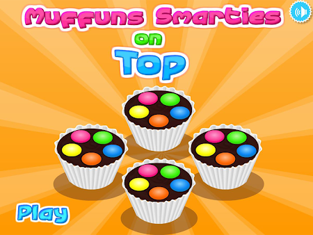 Muffins Smarties On Top 1.0.6 screenshot 684220