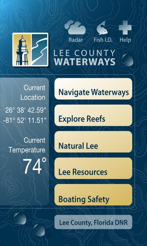 Lee Waterways - screenshot