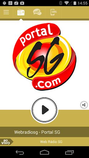 Web Rádio SG - PortalSG