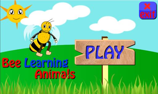Bee Learn Animals