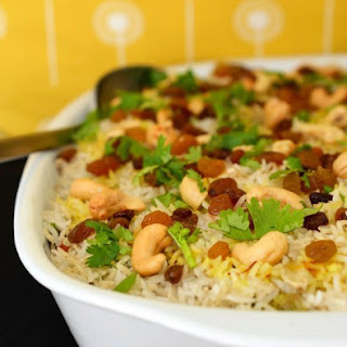 Side Dish Vegetable Biryani Recipes.