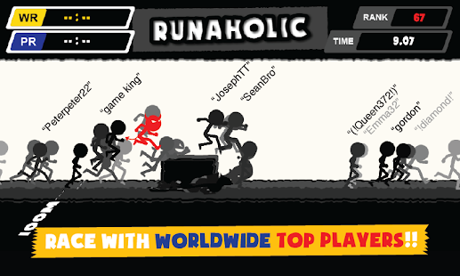 Runaholic- screenshot thumbnail