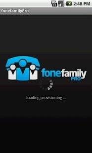 fonefamilyPro - VoIP Dialer- screenshot thumbnail