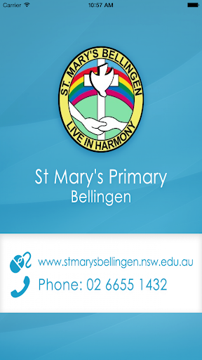 St Mary's PS Bellingen