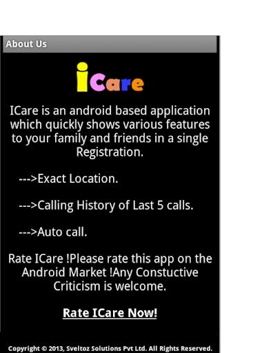 【免費生活App】Sveltoz ICare-APP點子