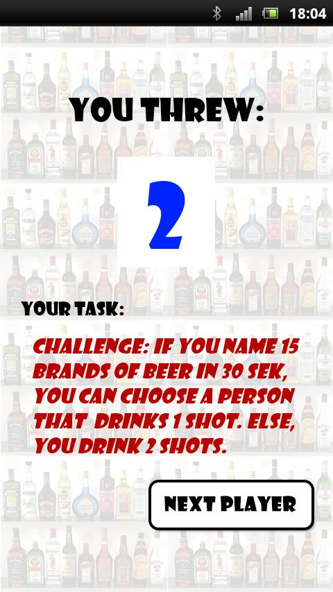 Drink Game! - screenshot