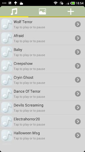 Horror sounds ringtones