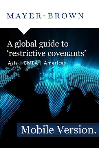 Guide - Restrictive Covenants