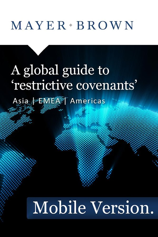Guide - Restrictive Covenants- screenshot