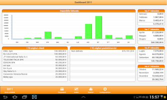 Screenshot of Fattura24 HD