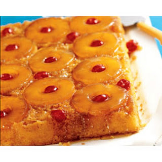 Pineapple Upside-Down Cake II