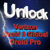 Unlock Verizon Droid 3 Global