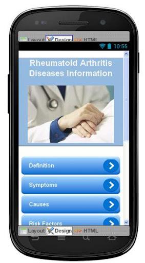 Rheumatoid Arthritis Disease
