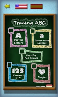 Tracing ABC: Letter Worksheets - screenshot thumbnail