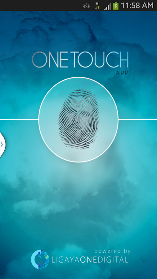 One Touch Digital - screenshot