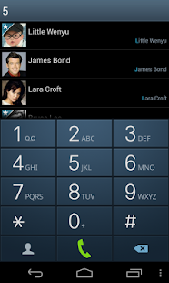 ExDialer SGS3 Theme - screenshot thumbnail