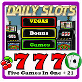 Daily Slots ♛ HD Slot Machine